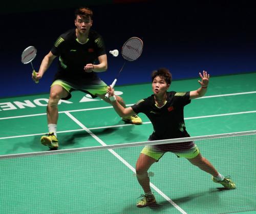 Wang Yilyu/Huang Dongping berhasil menaklukkan wakil Jepang