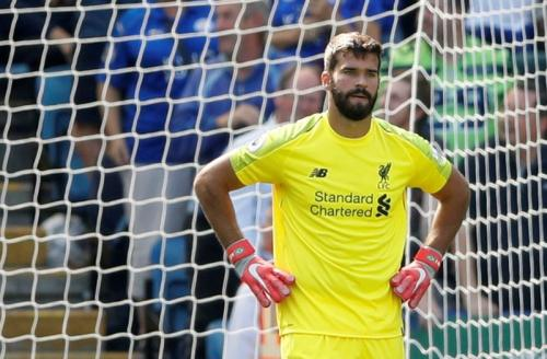 Alisson Becker (Foto: Reuters)