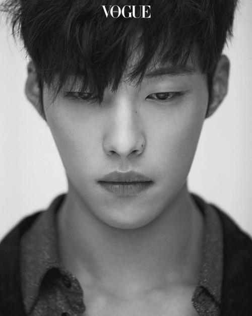 Woo Do Hwan akan bergabung dengan Lee Min Ho dan Kim Go Eun dalam membintangi The King: The Eternal Monarch. (Foto: VOGUE)