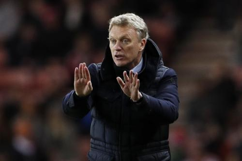 David Moyes dipecat Man United pada 2014