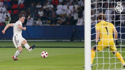 Gareth Bale (Foto: Twitter/@realmadriden)