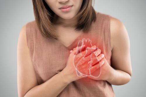 serangan jantung bahaya