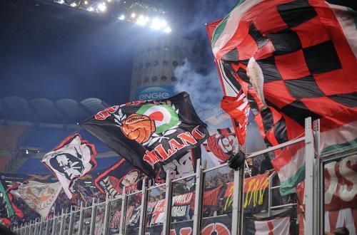 Fans AC Milan