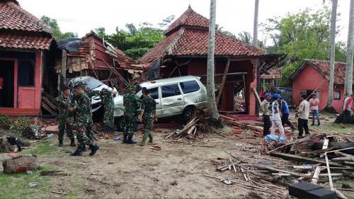 Tsunami Banten
