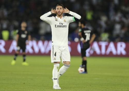 Sergio Ramos (Foto: Sportbible)