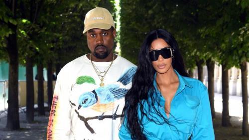 Kim Kardashian dan Kanye West