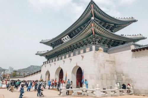 Liburan di Korea