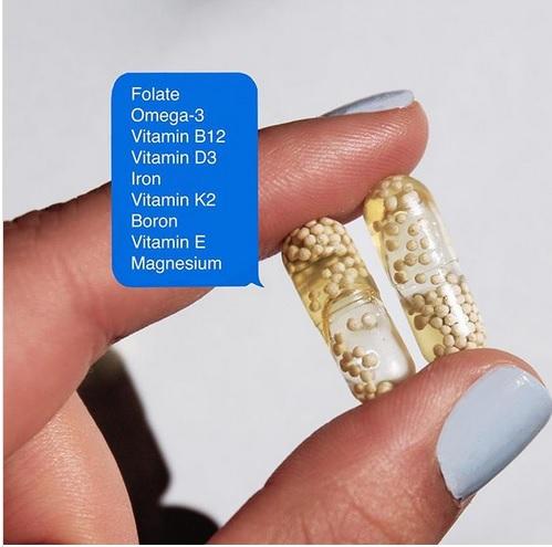 Suplemen vitamin