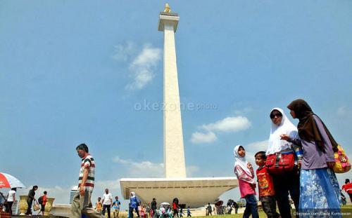 Monas, ikon Jakarta