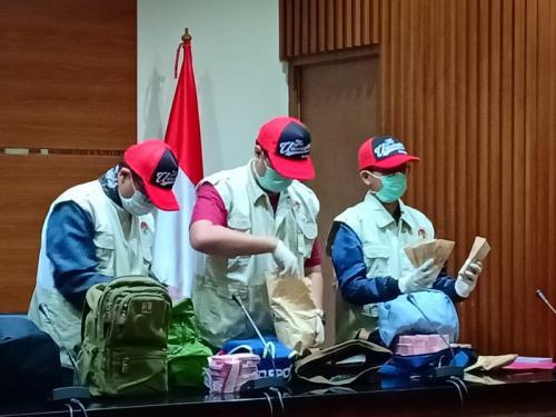 Barbuk Suap di Kementerian PUPR