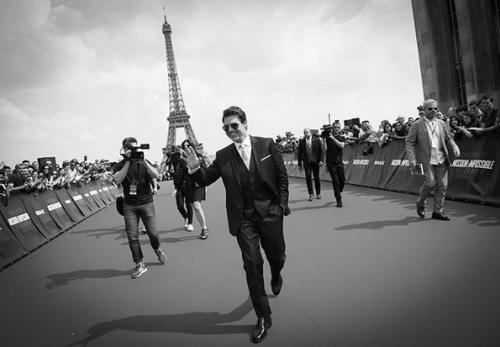 Tom Cruise. (Foto: Instagram/@tomcruise)
