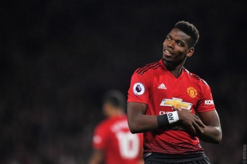 Paul Pogba (Foto: Twitter/@ManUtd)