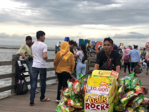 Tempat rekreasi Ancol. (Foto : Dok Okezone)
