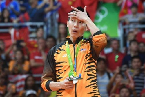 Lee Chong Wei (Foto: AFP)
