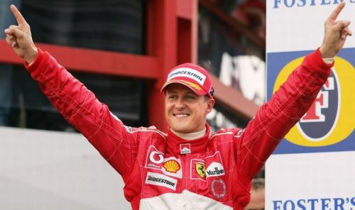 Michael Schumacher (Foto: AFP)