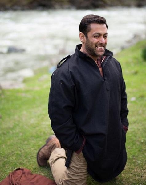 Netizen India kemudian menyebut Salman Khan telah meninggalkan iman Islamnya. (Foto: Instagram)