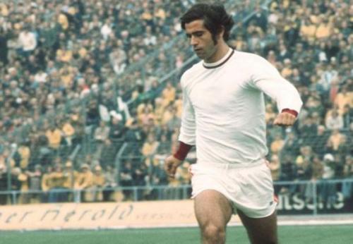 Gerd Muller banyak menghabiskan karier di klub Kota Munich