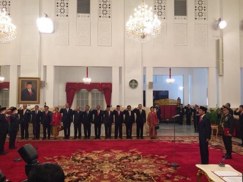 Presiden Jokowi (Dok Okezone/Fakhrizal Fakhri)