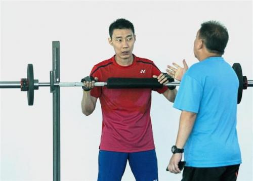 Lee Chong Wei (Foto: The Star)