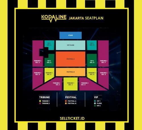 Tiket Konser Kodaline