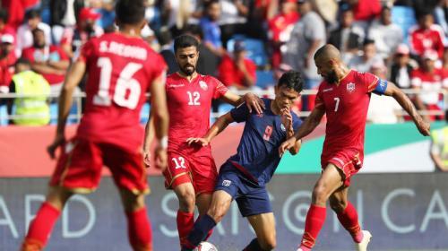 Bahrain vs Thailand (Foto: AFC)