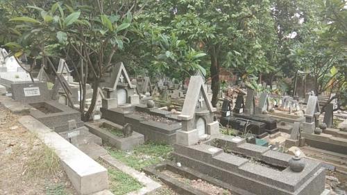 Pemakaman di Jawa Tengah (foto: Taufik Budi/Okezone)