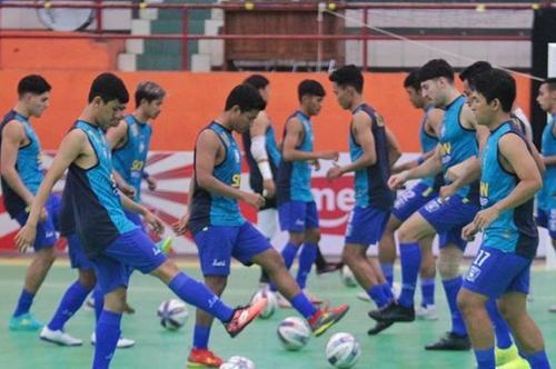 SKN FC Kebumen. Foto: Instagram SKN