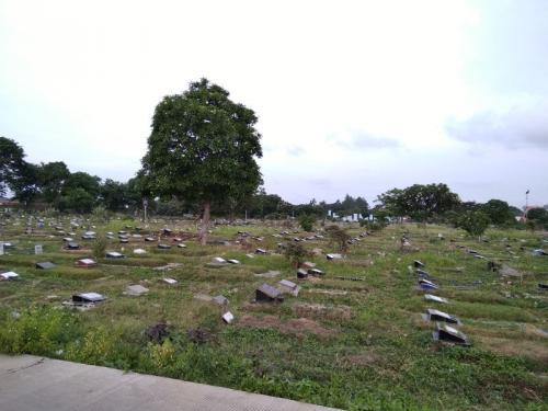 TPU Selapajang Jaya di Tangerang (foto: Anggun/Okezone)