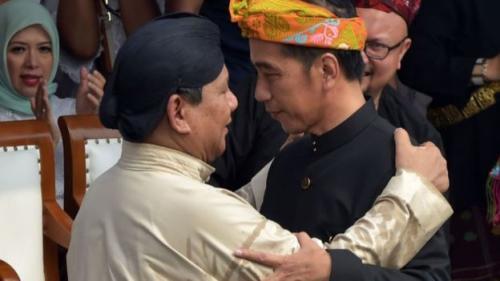 Prabowo-Jokowi. (Getty Images)