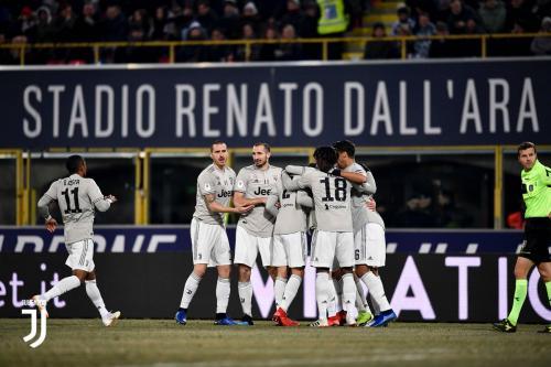 Juventus (Foto: @JuventusFC/Twitter)