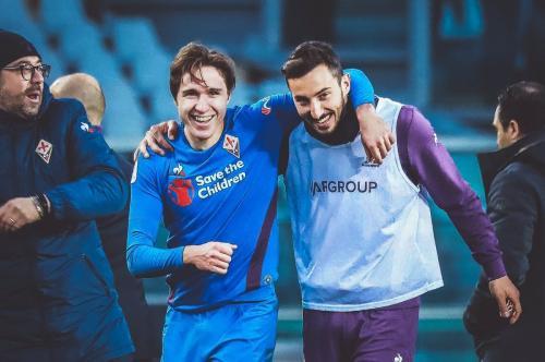 Fiorentina (Foto: Twitter Fiorentina)