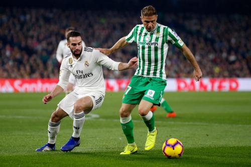 Real Madrid vs Real Betis