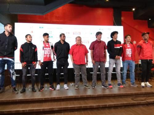 Bali United (Foto: Bramantyo)