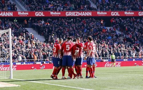 Atletico Madrid (Foto: Twitter Atletico Madrid)