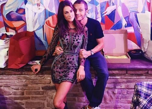 Francesca Sofia Novello jarang mengunggah momen romantis bersama Valentino Rossi (Foto: Francesca Novello/Instagram)