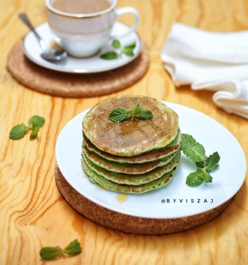 pancake topping madu