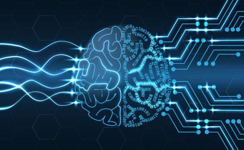 Ilustrasi teknologi AI