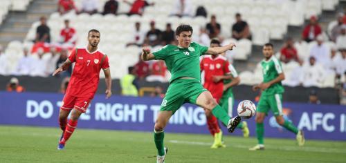 Timnas Oman vs Turkmenistan