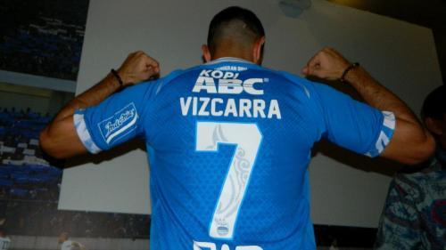 Esteban Vizcarra pulih dari cedera