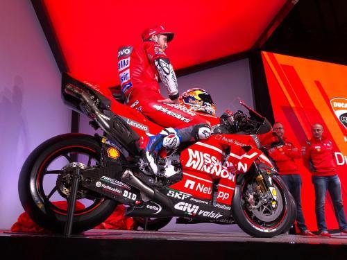Motor Mission Winnow Ducati