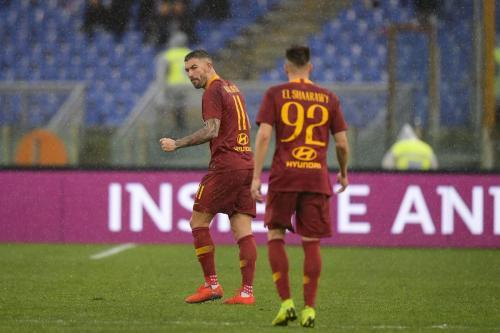 AS Roma vs Torino (Foto: Twitter AS Roma)
