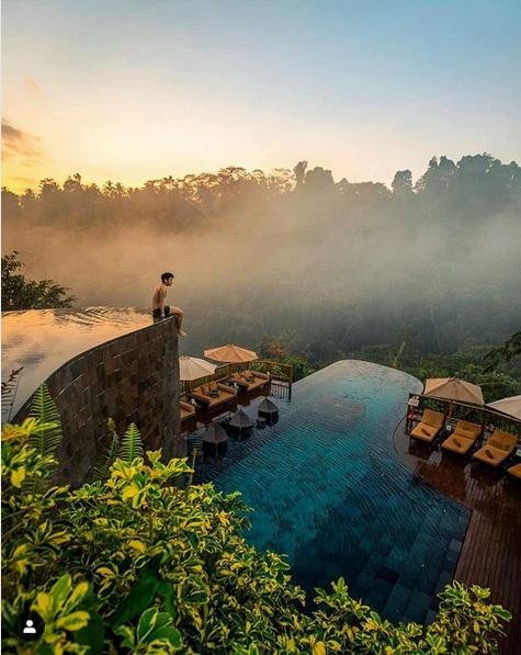 Indonesia masuk dan menjadi urutan keempat sebagai negara yang memiliki tempat instagramable di dunia! Bangga ya!