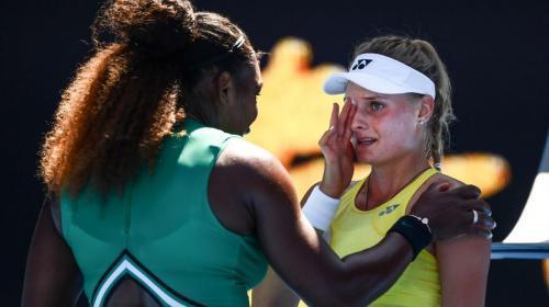 Serena Williams (Foto: Eurosport)