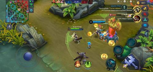 Cara agar Menang di Mode Brawl Mobile Legends