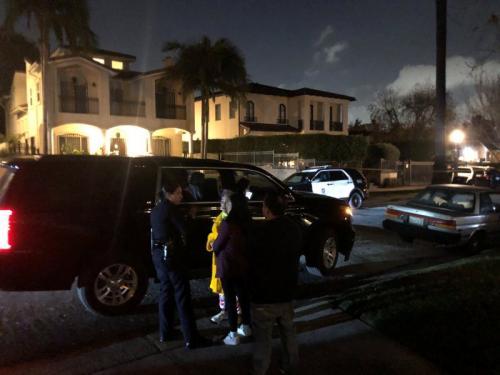 Kediaman Manny Pacquiao di Los Angeles, Amerika Serikat (Foto: Steve Angeles/Twitter)