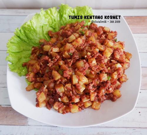 tumis kentang