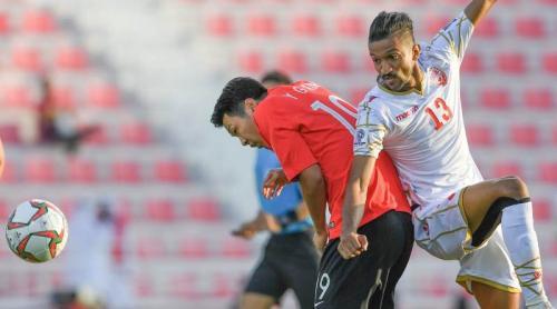 Timnas Korea Selatan vs Bahrain (Foto: laman resmi AFC)