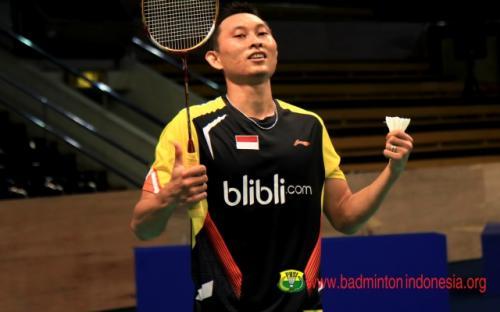 Sony Dwi Kuncoro juara Jepaang Open 2008