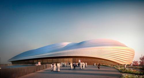 Stadion Piala Dunia 2022 di Qatar
