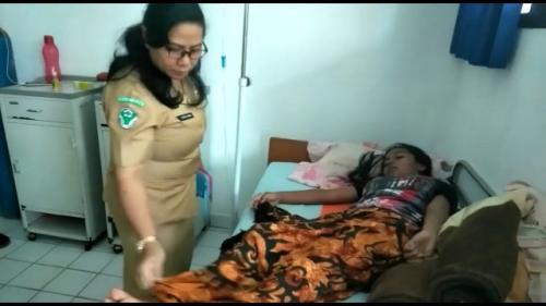 Pasien DBD di Timor Tengah Selatan NTT (Sefnat Besie)